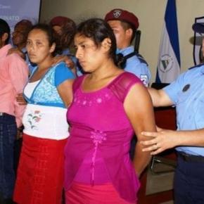 Evangélicos suspeitos de praticar o crime foram detidos pela Polícia Nacional.