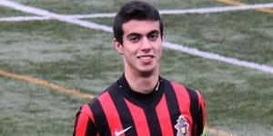 Leonardo Costa era uma dos capitães da equipa júnior do Vilanovense FC