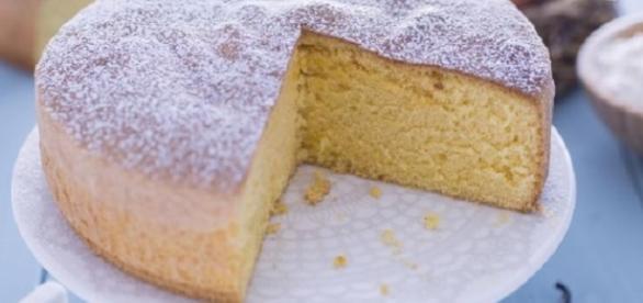 Torta della Nonna soffice e gustosa