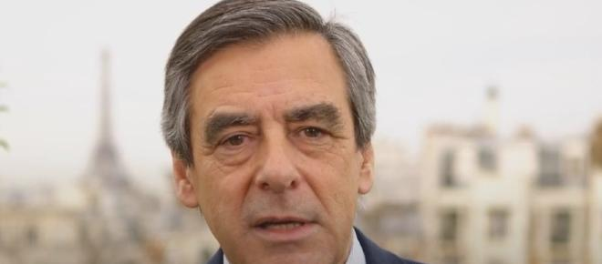 Trocadéro : Fillon et l'appel du 5 mars 2017