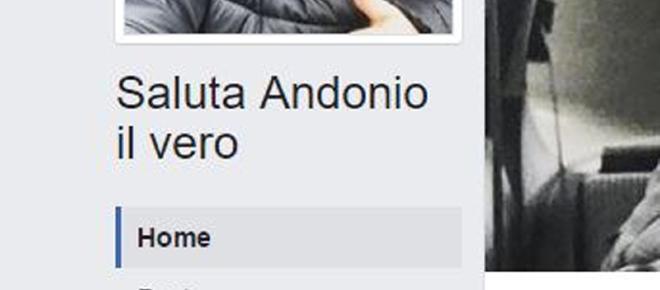 Parla cosentino la nuova star del web: 'Saluta AnDonio'