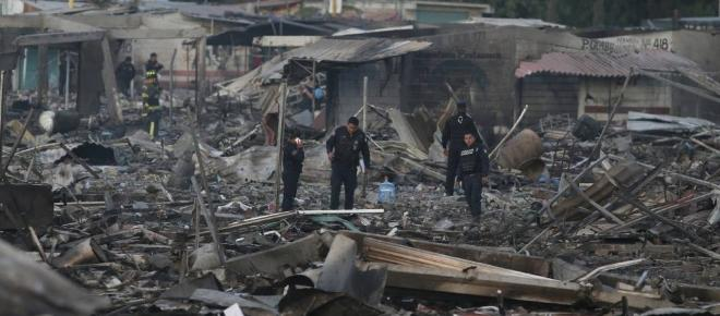 Otra tragedia llena de muerte Tultepec