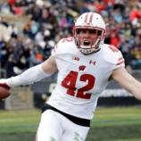 Linebacker T.J. Watt leaving Wisconsin for NFL draft | WLUK - fox11online.com