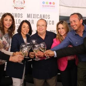 Inauguración Festival 100 Vinos Mexicanos
