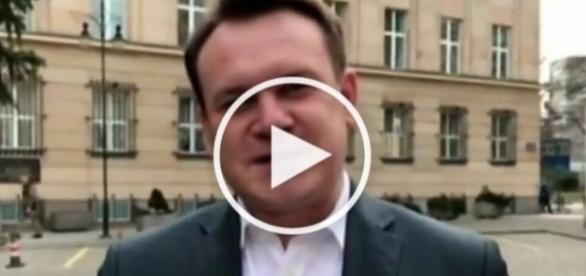 Polityk PiS w krótkim wystąpieniu punktuje Scheuring-Wielgus