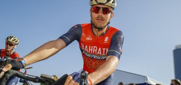Sonny Colbrelli vincitore della seconda tappa della Parigi-Nizza