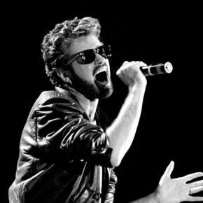 il cantante pop George Michael