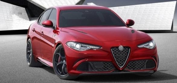 Alfa Romeo Giulia Quadrifoglio | California Alfa Romeo Dealer ... - niello.com