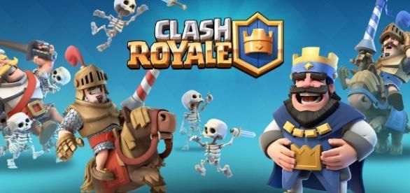 Clash Royale: aggiornamenti Marzo 2017