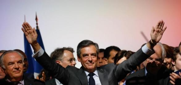 Francois Fillon candidature présidentielle