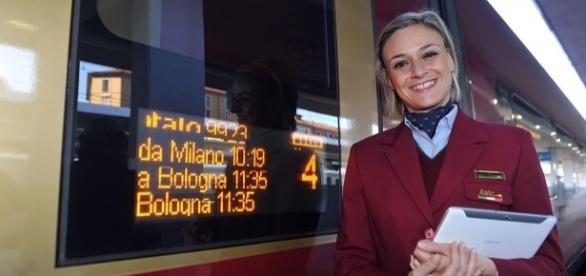 Nuove assunzioni a tempo indeterminato: offerte di lavoro Italo