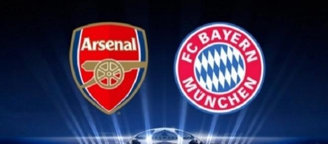 Arsenal, 1 - Bayern Munique, 5: Resumo do jogo