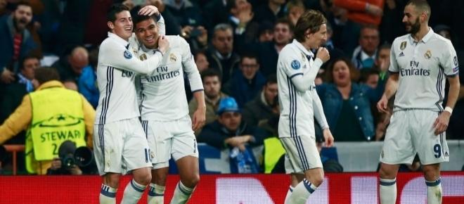 Napoli, 1 - Real Madrid, 3: Resumo do jogo