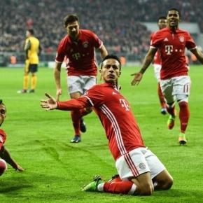 Bayern Munich 5-1 Arsenal: Bayern run riot against Gunners   Daily ... - dailymail.co.uk