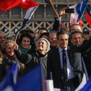 Fillon semble revenu dans la course et en tête des parrainages rhodaniens!! - Le Parisien - leparisien.fr