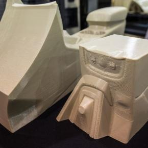 Ford's testing out making car parts using a massive 3D printer. / Photo from 'City AM' - cityam.com