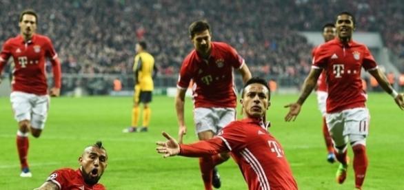 Bayern Munich 5-1 Arsenal: Bayern run riot against Gunners | Daily ... - dailymail.co.uk