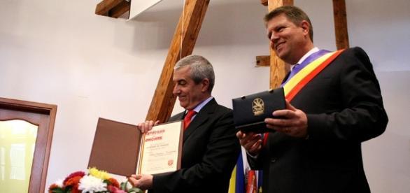 Chinurile facerii: cum i-a reevaluat Iohannis pe Tăriceanu și ... - ciutacu.ro