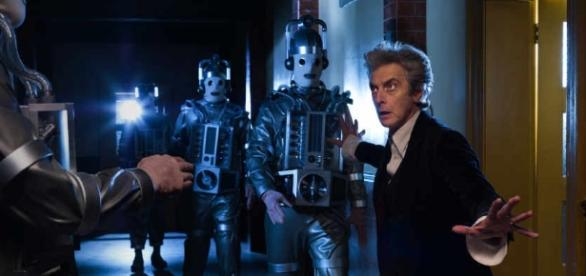 Doctor Who : le retour des ennemis préférés de Peter Capaldi !