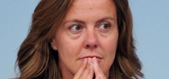 Il ministro della Salute Beatrice Lorenzin.