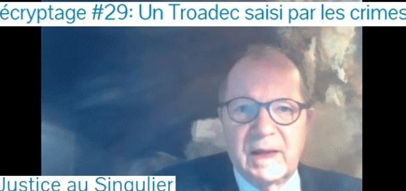 Le magistrat honoraire Ph. Bilger donne ses avis (distincts) sur François Fillon et Hubert Caouissin