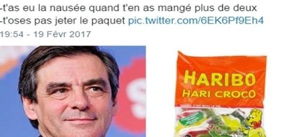 @NikiShey compare les politiques à des bonbons Haribo sur Twitter et crée le buzz !