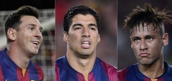 O trio MSN vai tentar o Barcelona a conseguir uma reviravolta histórica.