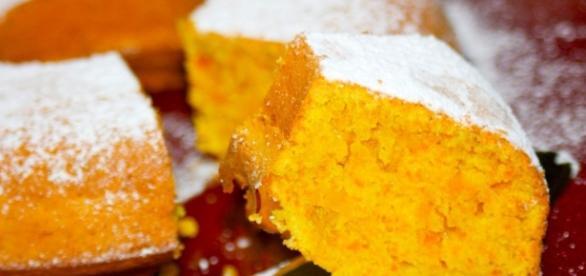 Ricetta: la Torta di Carote (prima versione) - giorgialagosti.it