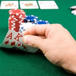 A.I can now look past your poker face / Photo via Software can now beat any human player at poker | New Scientist - newscientist.com