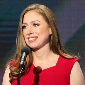 Chelsea Clnton courtesy of the Voice of America