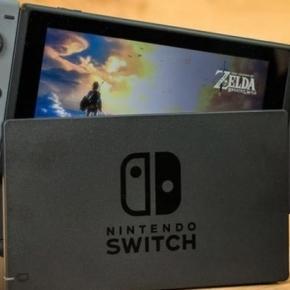 Switch da Nintendo bate recorde de vendas