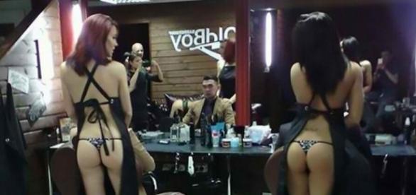 """""""Old Boy"""", un des barber shop les plus sexy du monde !"""