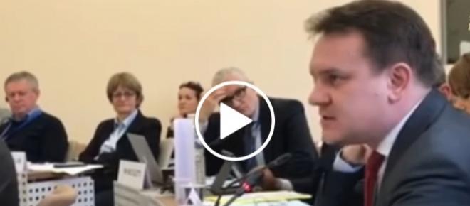 Rada Europy chce wprowadzić Szariat?! Zobacz jak zareagował Tarczyński! [WIDEO]