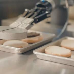 Burger-flipping robot has its first day on the job in California - engadget.com