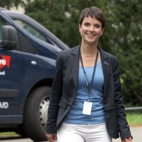 Jung, weiblich, konservativ - Frauke Petry siegt für die AfD in ... - weser-kurier.de