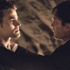 The Vampire Diaries season finale: a história dos irmãos Salvatore está chegando ao fim (Foto: CW/Divulgação)