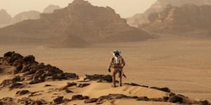 """La premisa de la película """"The Martian"""" podría ser una realidad para el año 2050."""