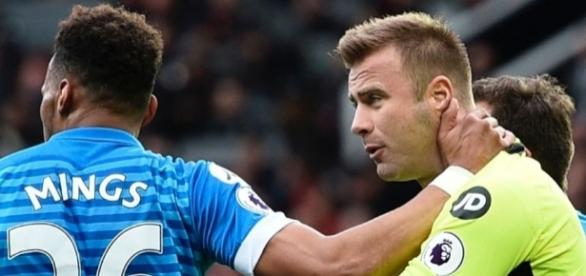 Artur Boruc was in fine form to help his Bournemouth team snatch a point at Old Trafford - squawka.com