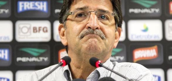 Felipe criticou Renê Simões publicamente (Foto: Ivo Gonzalez / Agencia O Globo)