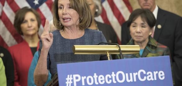 Pelosi battles GOP to save Obamacare — and her legacy - POLITICO - politico.com