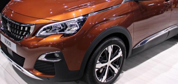 Peugeot 3008 : voiture de l'année 2017