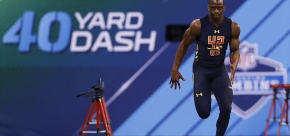 Whose draft stock rose and fell at the NFL combine - The Daily ... - thedmonline.com