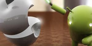 android supera apple nel fatturato dello store