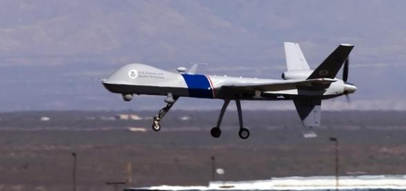 Skirmish over drones on U.S.-Mexico border - POLITICO - politico.com