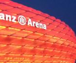Bayern de Munique e Real Madrid jogam no Allianz Arena.