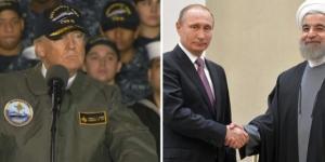 Rusia și Iranul îl amenință pe Trump cu represalii dacă va mai ataca Siria