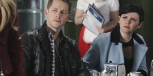 Snow and Charming need to make a decision in 'Once Upon a Time' [Image via ABC]