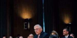 Tillerson Talks Photo Credit: Prachatai