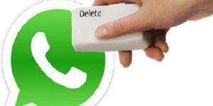 Whatsapp, arrivano i messaggi cancellabili