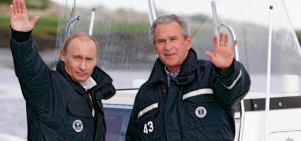 George W. Bush describes going fishing with Putin - Business Insider - businessinsider.com